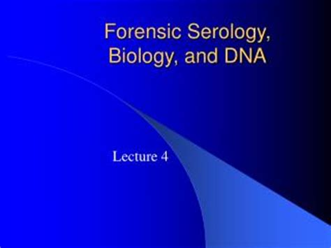 Become a Forensic Biologist: Education and Career Guide